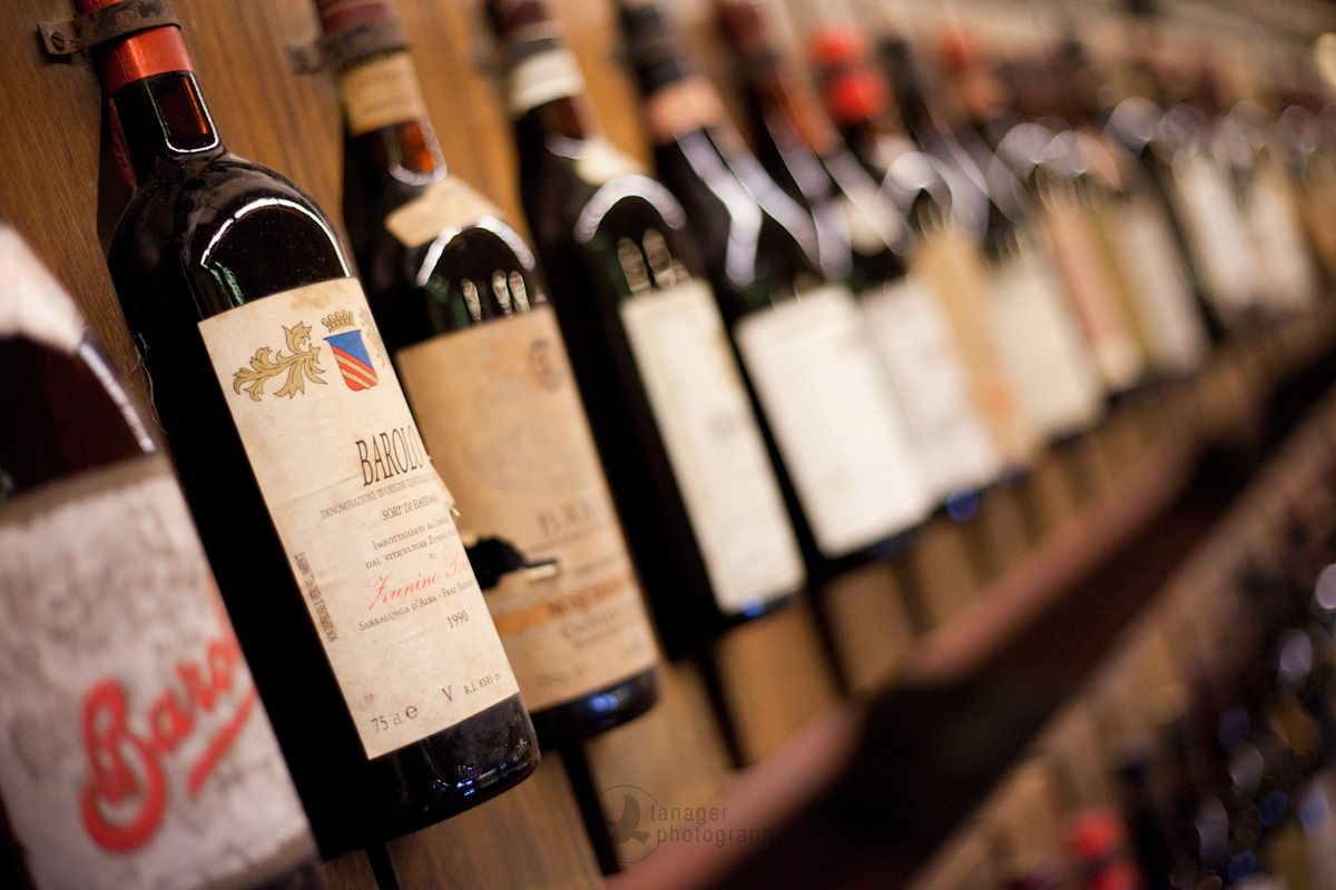 wine barolo