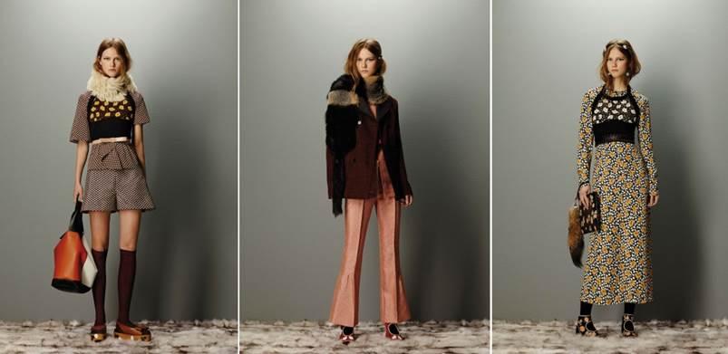 Marni: модные тенденции осени 2015