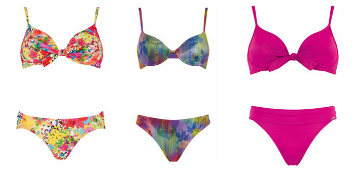 Модные купальники на лето 2015 года
