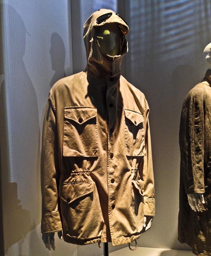 """Goggle Jacket 1988 """"C.P.Company""""  одна из первых версий куртки"""
