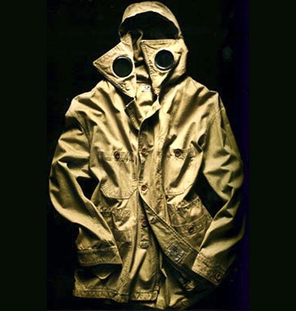 """Первая модель Goggle Jacket 1988 """"C.P.Company"""""""
