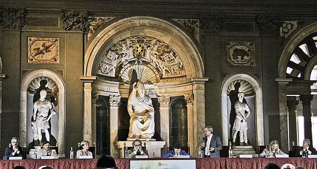 Церемония открытия Pitti Uomo 88