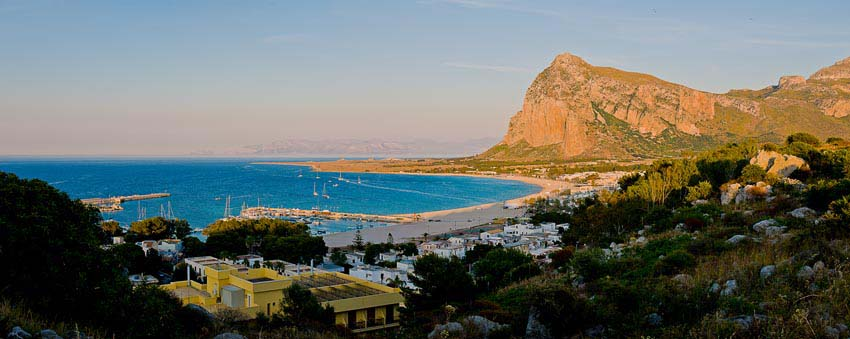 Лучшие курорты Сицилии Panoramica_San_Vito_Lo_Capo, Vater_fotografo,  CC BY-SA
