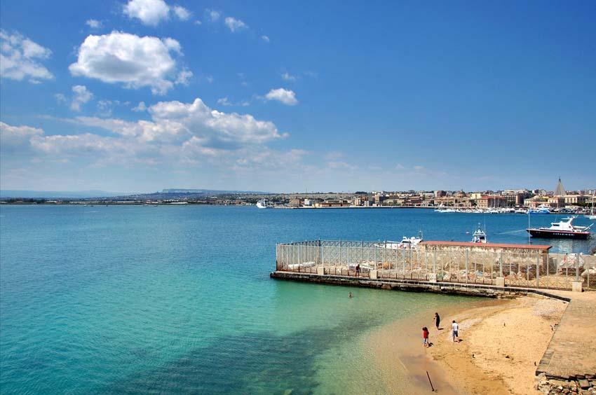 Лучшие курорты Сицилии Siracusa paradise, David Evers, CC BY