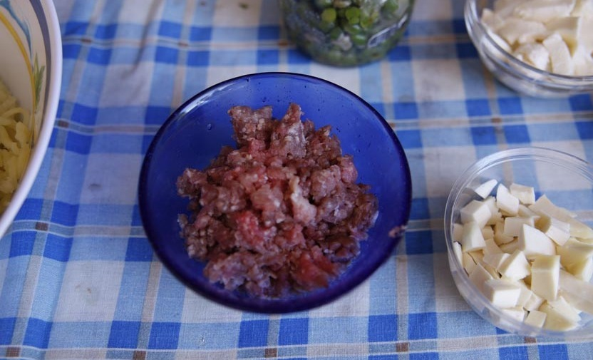 Рецепт сицилийской кухни пирог из картофеля