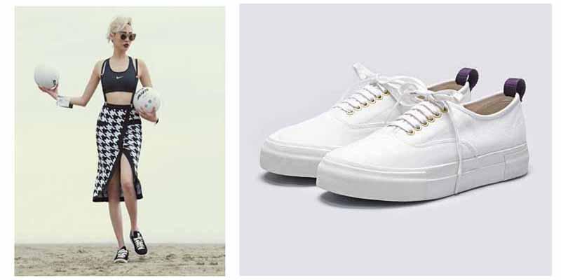 Спортивная модная обувь весна-лето 2016