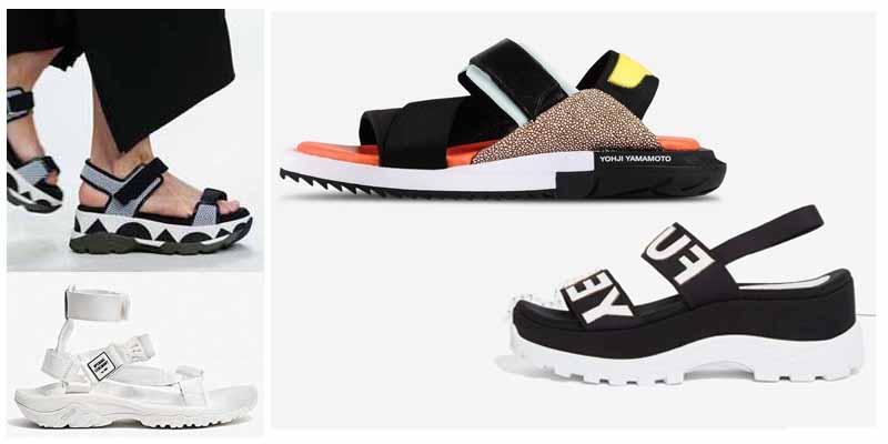 Модная обувь для сезона весна-лето 2016