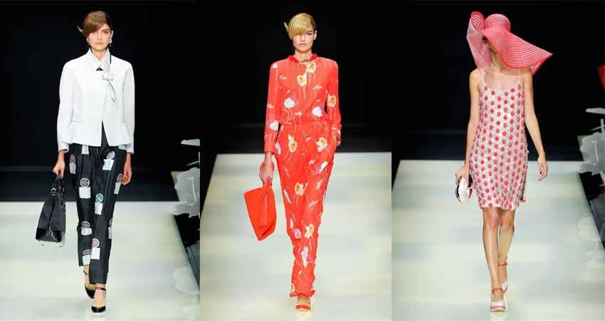 Неделя мода в Милане весна-лето 2016, Giorgio Armani