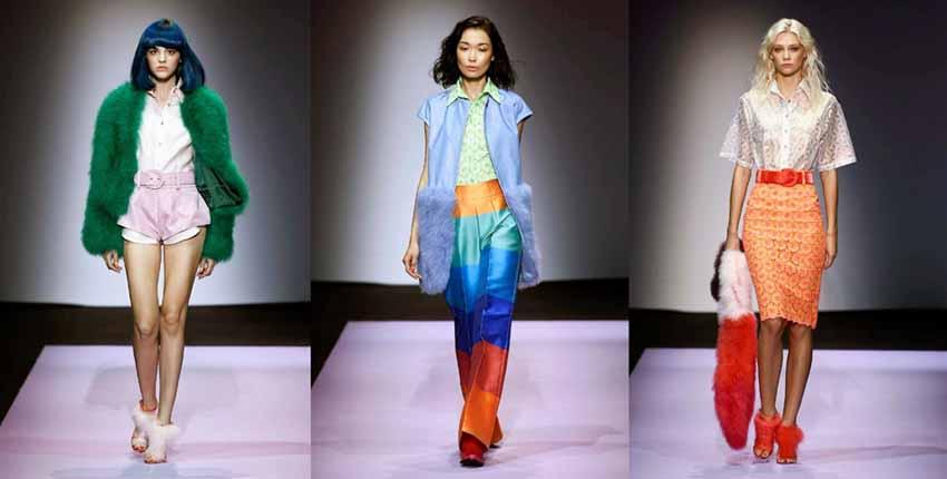 Неделя мода в Милане весна-лето 2016, Daizy Shely
