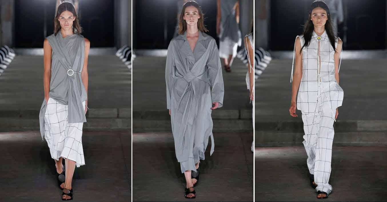 Неделя мода в Милане весна-лето 2016, Damir Doma