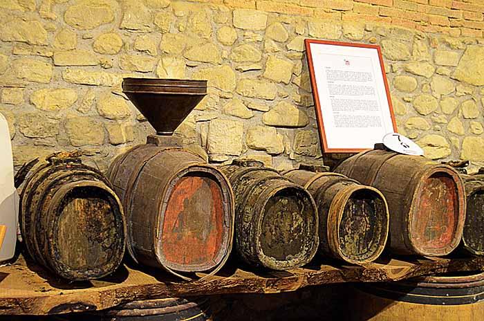 Дорогами Кьянти Греве (Greve) - Музей вина