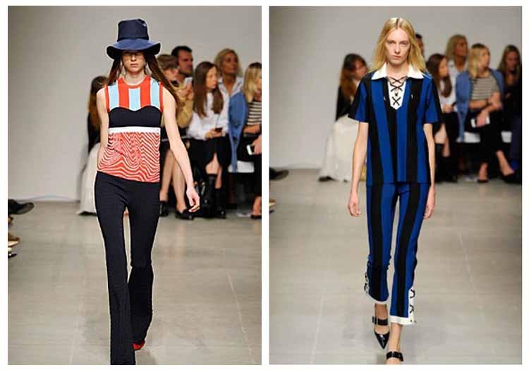Неделя мода в Милане Iceberg, Коллекция весна-лето 2016