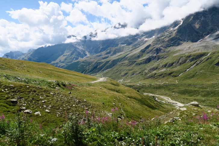 Червиния, Италия: горнолыжный курорт Плэн Мэйсон