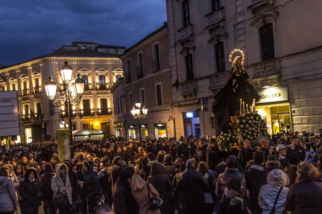 Пасха в Италии
