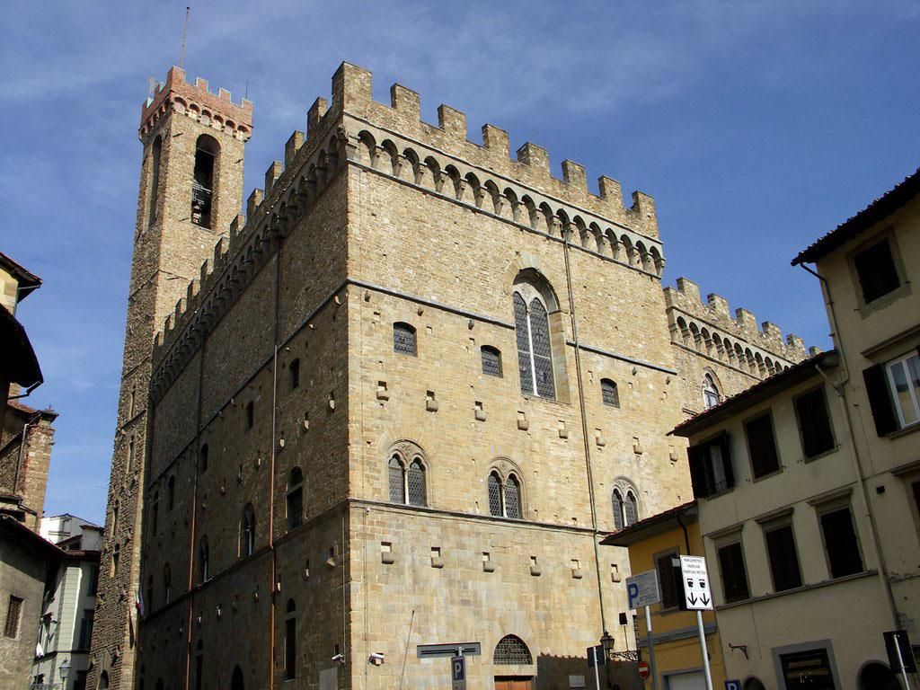 Дворец Барджелло Флоренция
