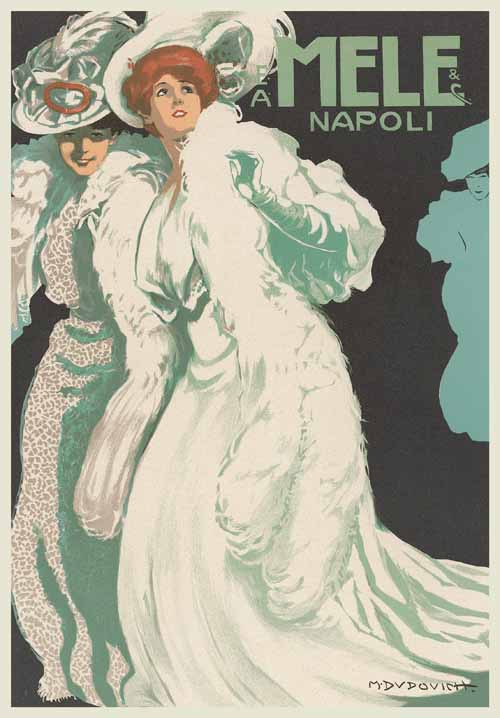 Марчелло Дудович, 1907