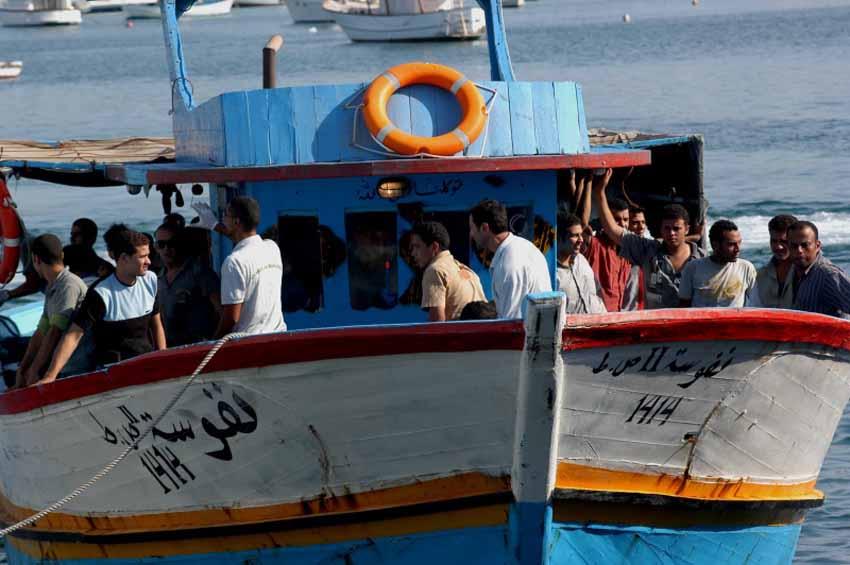 Остров Лампедуза