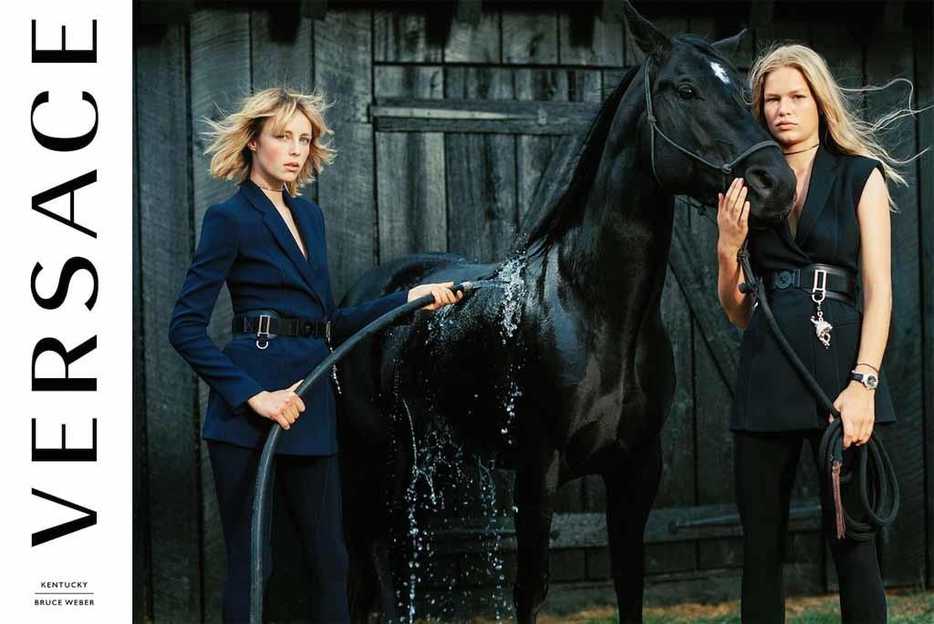 Рекламная кампания Versace SS'17
