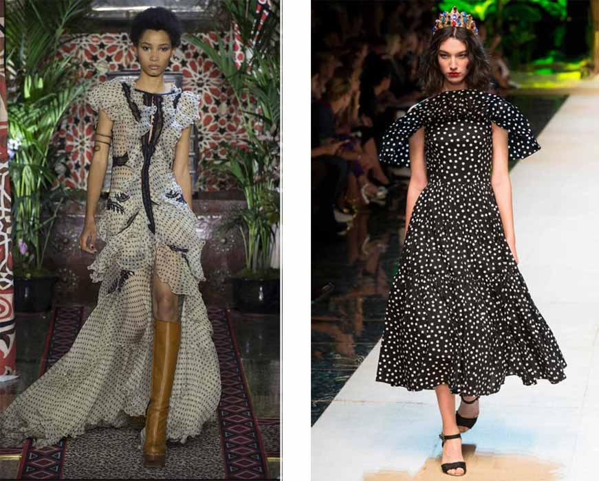 Тенденции женской моды весна-лето 2017