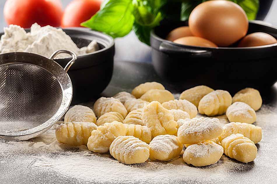 Картофельные ньокки