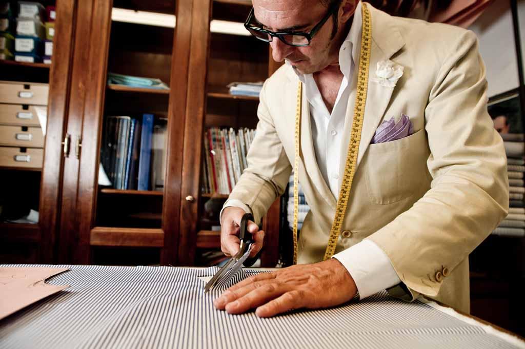 Leonardo Bugelli – индивидуальный пошив рубашек