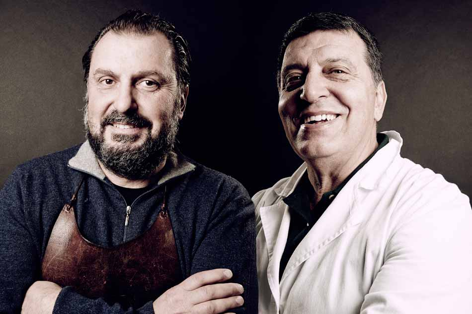 Стефано и Лука Романелли