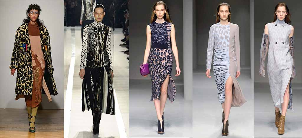 Мода осень-зима 2017-2018, тенденции