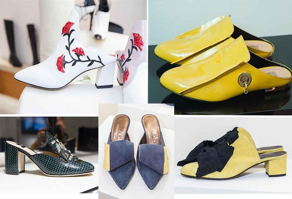 Модная женская обувь зима 2017-2018