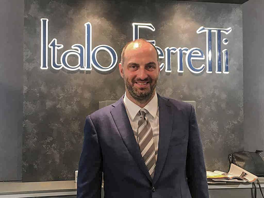 Карло Ферретти Italo Ferretti