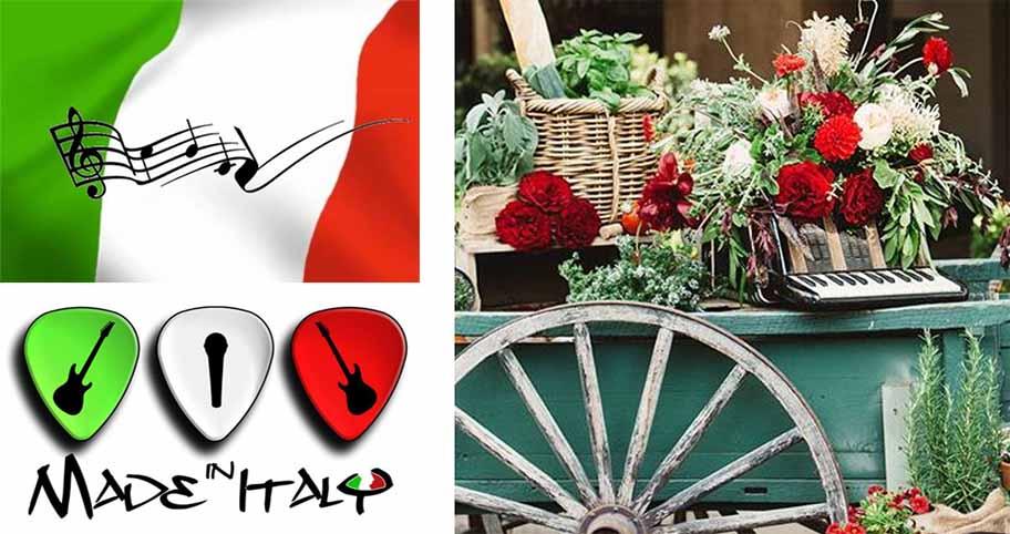 Здравствуй Италия