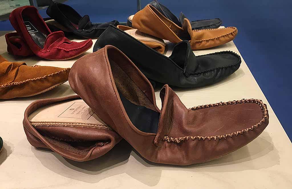 обувь +в поездку