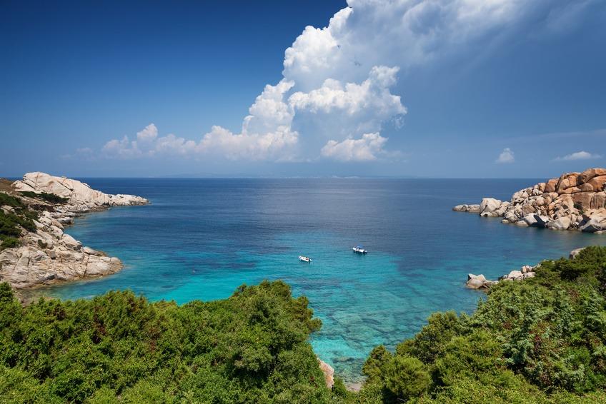 Сардиния Капо Теста/Capo Testa, Sardegna, Italy
