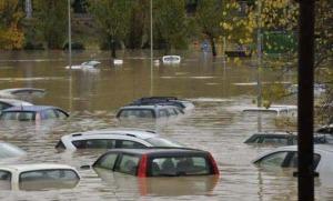 Наводнение в Карраре 1