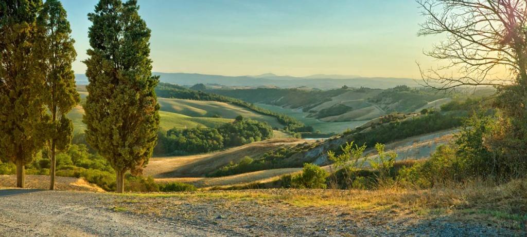 Агротуризм в Тоскане