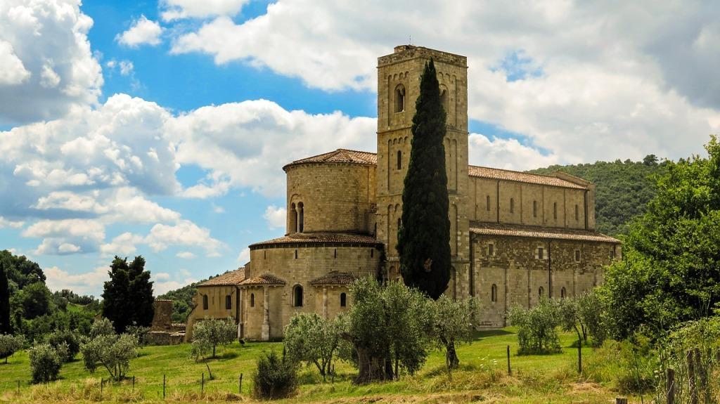 виды туризма в Италии
