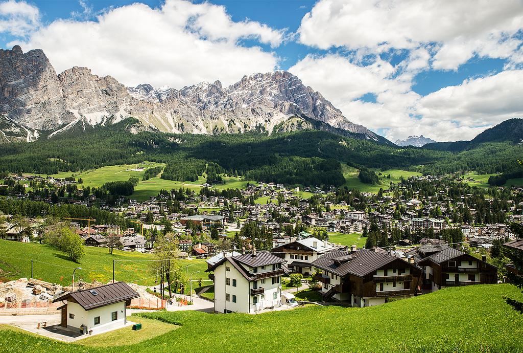 горные лыжи италия доломитовые альпы