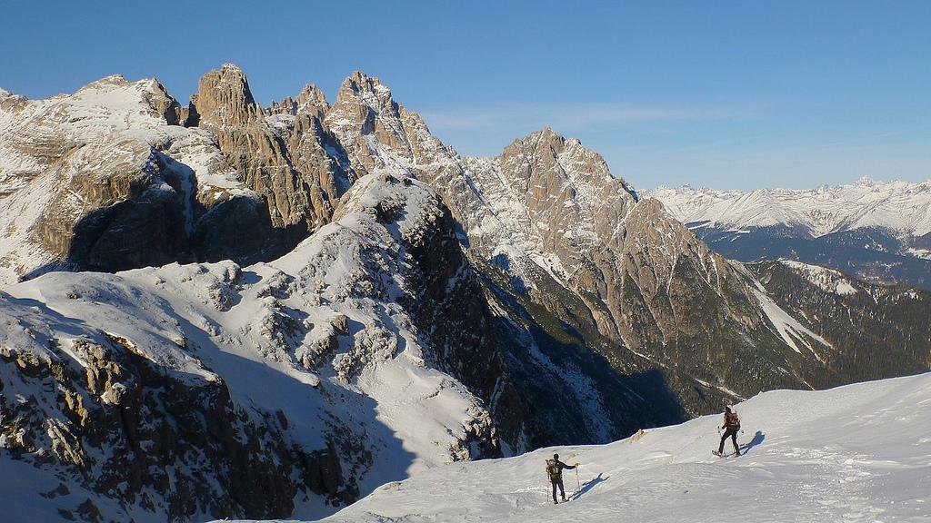 CC BY-SA Сhripell Vagando per le Dolomiti di Sesto