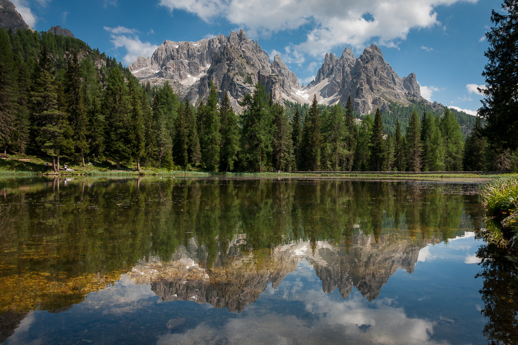 CC BY Domenico Salvagnin Cadini Reflections
