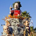 Карнавал в Виареджо 2015гг.©Copyright Unseen Tuscany
