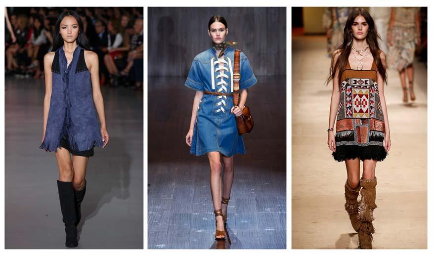 Модные тенденции весна-лето 2015 г.