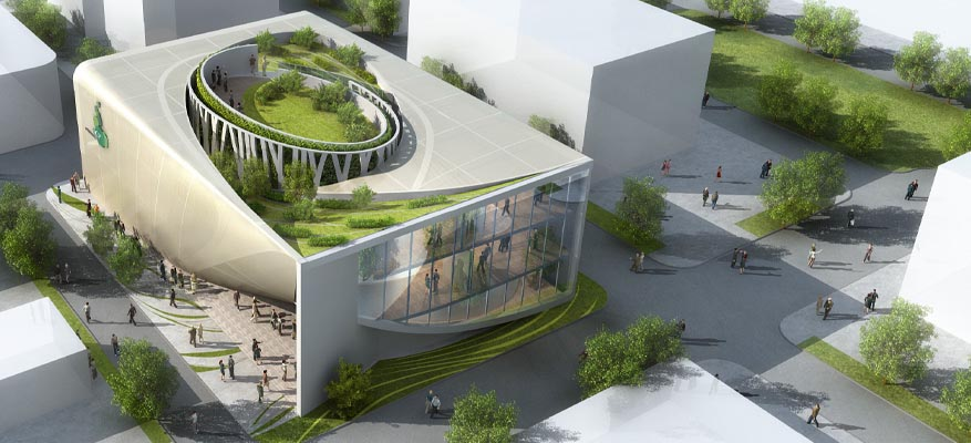 China Corporate United Pavilion