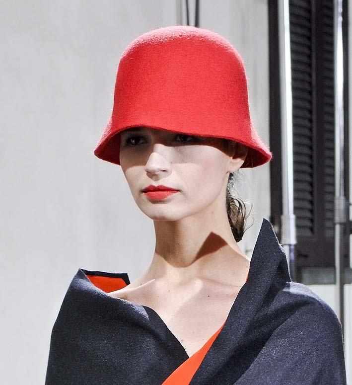 Daniela Gregis Неделя моды в Милане  Осень-зима 2015/16