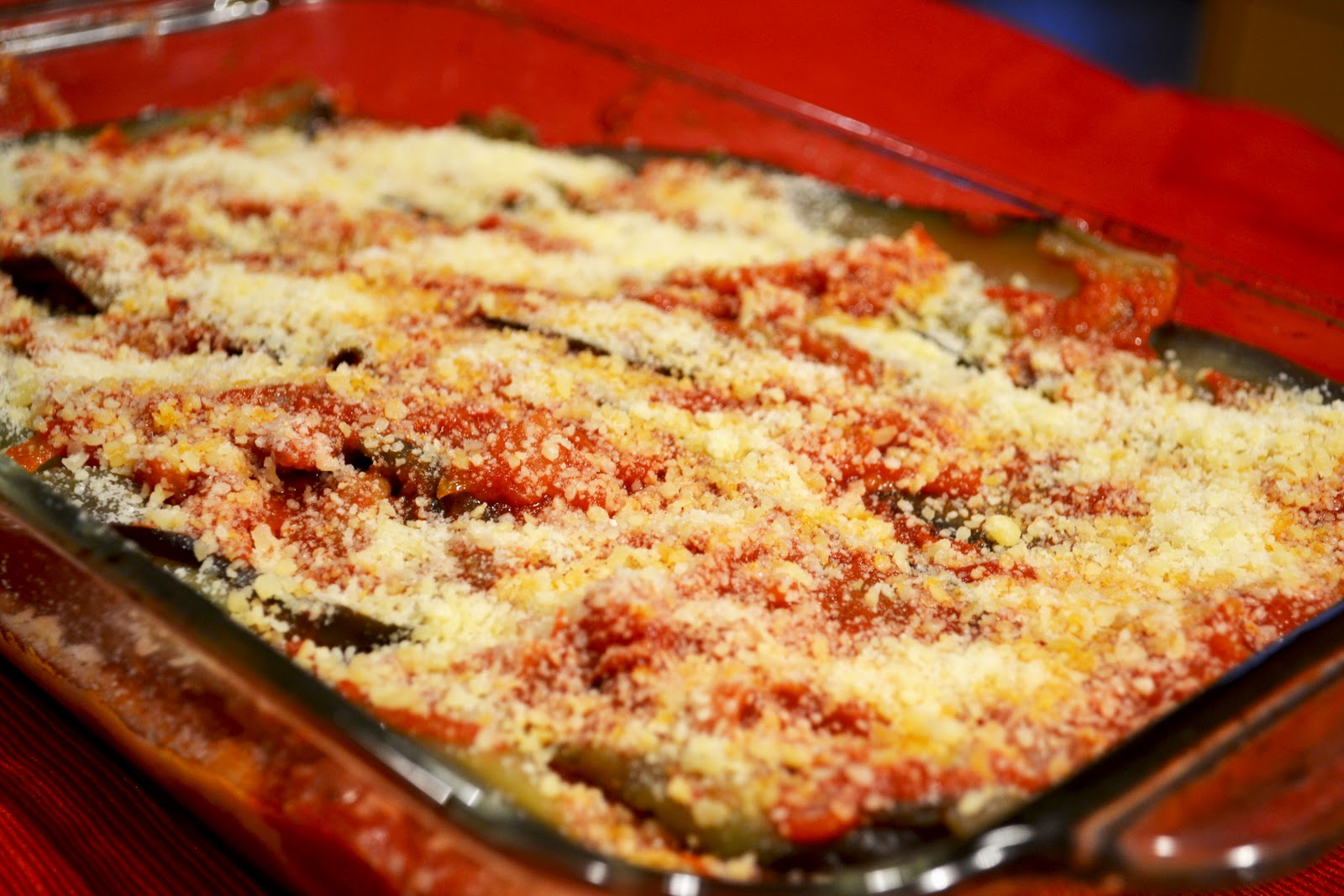 Итальянская кухня: «Пармиджана» (Parmigiana)