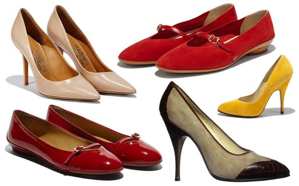 Итальянская мода:  Обувь Salvatore Ferragamo