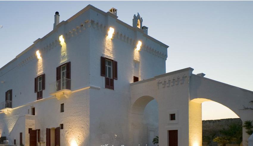 Самые необычные отели Италии