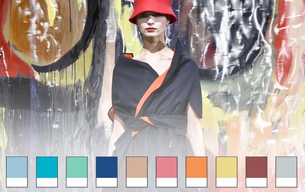 Самые модные цвета весны-лета 2015