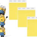 Minion Yellow - новый модный цвет