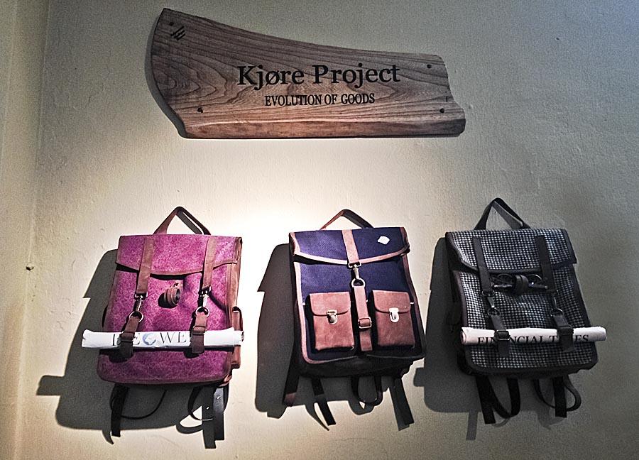 Мужская мода на Pitti Uomo 88  Kjore Project