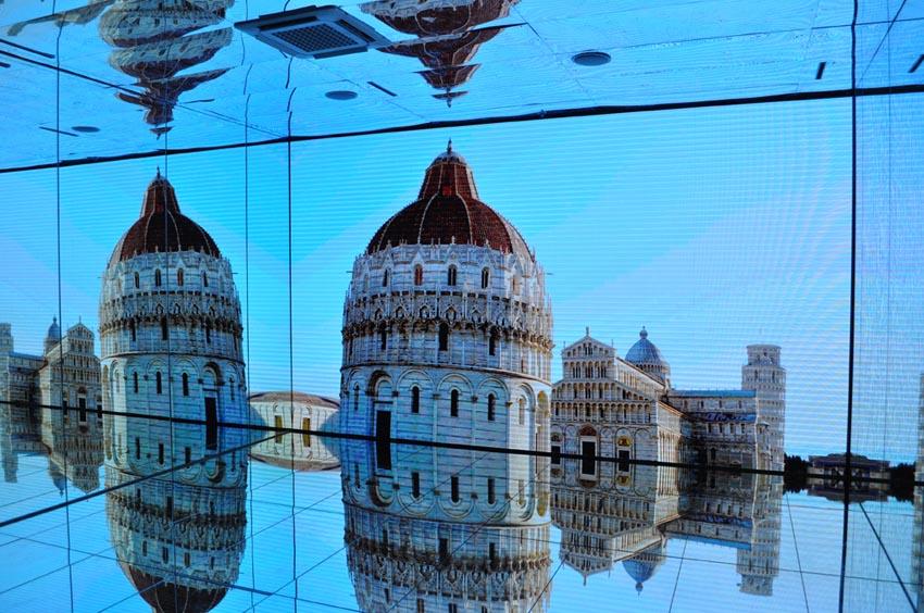 Павильон Италии на Экспо 2015