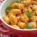 Традиционные блюда итальянской кухни  Нёкки по-соррентийски